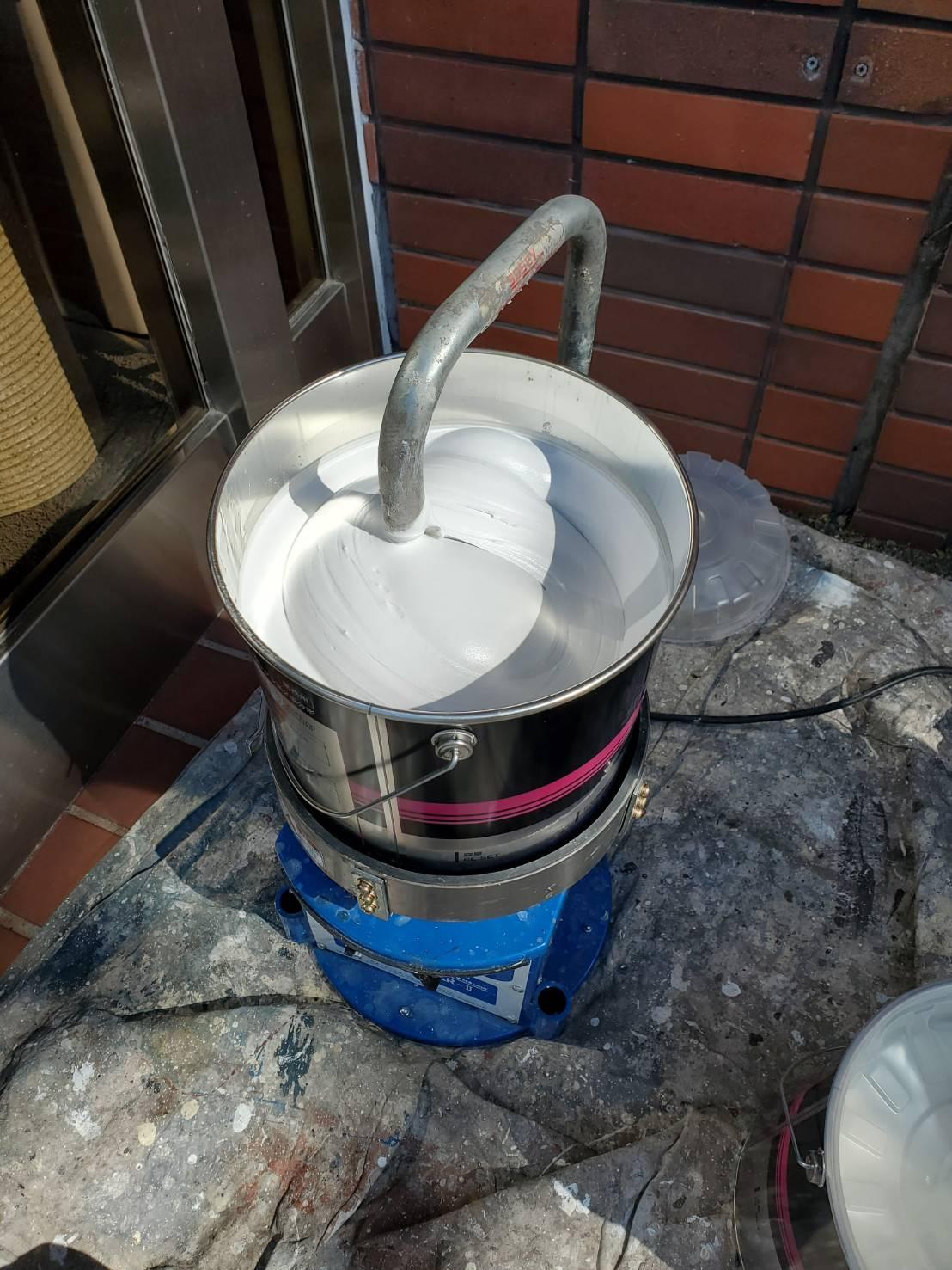 2液シーリング(コーキング材)